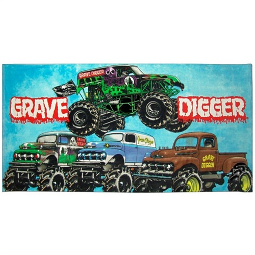 grave digger logo coloring pages - photo#28